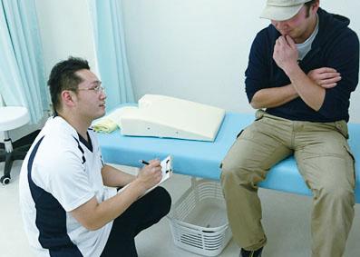 きのした鍼灸接骨院は地元郡山の患者様の相談窓口です