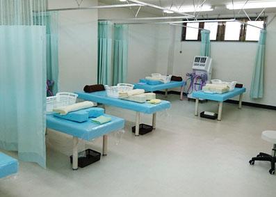 きのした鍼灸接骨院 院内の様子2
